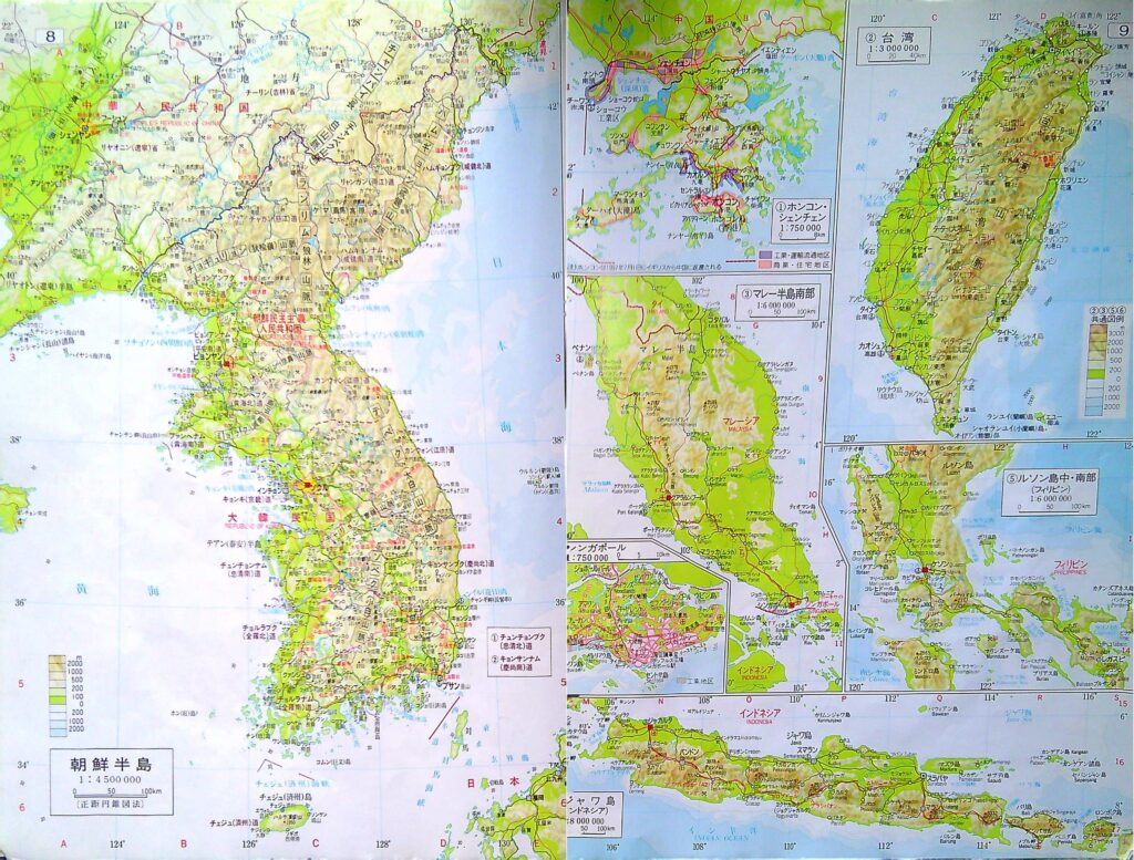 東南アジア諸国に並ぶ台湾