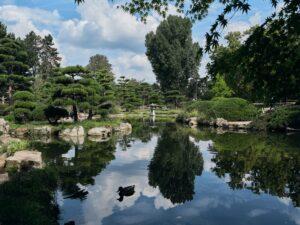 デュッセルドルフの日本庭園