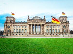 ドイツ国会議事堂