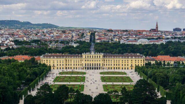 ウィーン、ホーフブルク